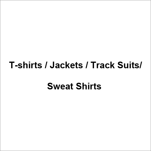 Track Suits Sweat Shirts