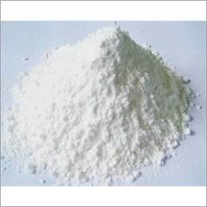 White Starch Powder