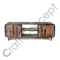 Reclaim Wood Tv Cabinet