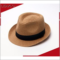 Wholesale women men sun floppy fedora straw felt hunting hats