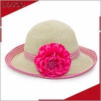Wholesalers ladies party bavarian sinamay fascinator straw mini hat