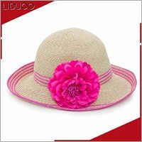 Wholesale china cheap new bridal materials plain sinamay hats
