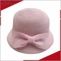 wholesale custom ladies plain wide brim fishing bucket safari hat