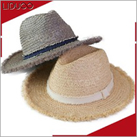 Cheap wholesale folding boater coolie blank morocco straw hat