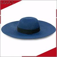 Chinese floppy wayuu wide brim straw for men women palm hat
