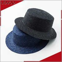 Australian promotional men floppy boater beach wholesale sun hats