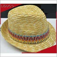 Wholesale custom sunny men mini trilby felt fez fedora jazz hat