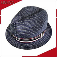 Cheap winter european style women cloche straw cap godfather hats