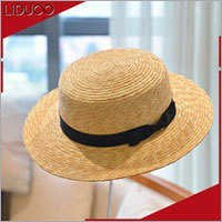 ef160993a1aeb Wholesale promotional asian mens panama boater foldable straw hat