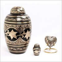 Metal Cremation Urn