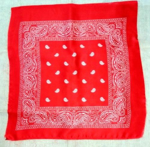 Cotton Printed Bandanas