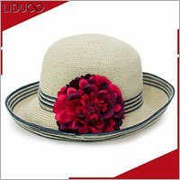 China wholesale factory summer ladies church new sinamay hat