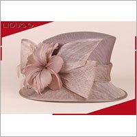 Wholesale church hats ladies women fancy good design wedding hat