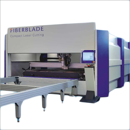 Fiber Blade - Compact Laser Cutting Machine