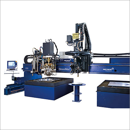 Omnimat CNC Thermal Cutting Machine