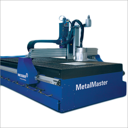 Metal Master CNC Profile Cutting Machine