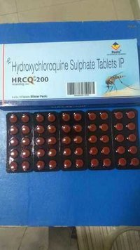 Hydroxychloroquin sulphate 200mg