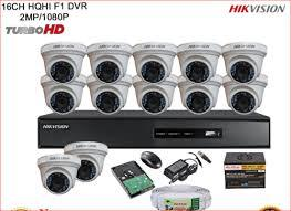 Hikvision CCTV Security System