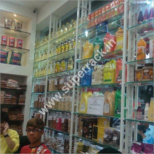 Kirana Shop Rack