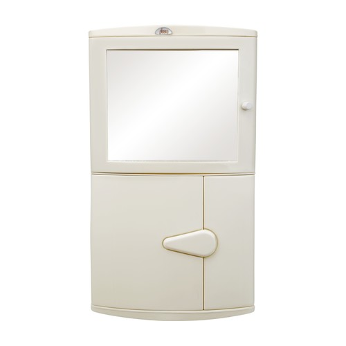 Icon Double Door Cabinet with Mirror