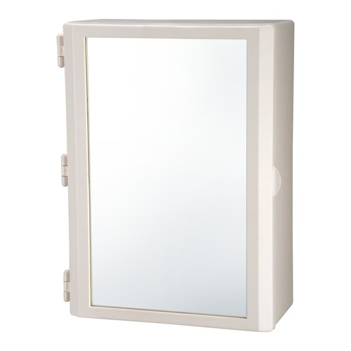 Compact Mirror Cabinet