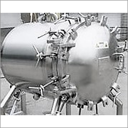 High Pressure Autoclaves