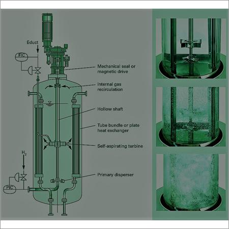 Hydrogenation Receiver