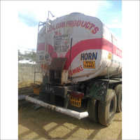 Petroleum,fuel oil road Tanker