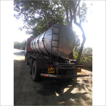Alluminium Road  Tanker