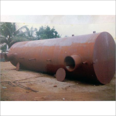 underground petrolium storage tank