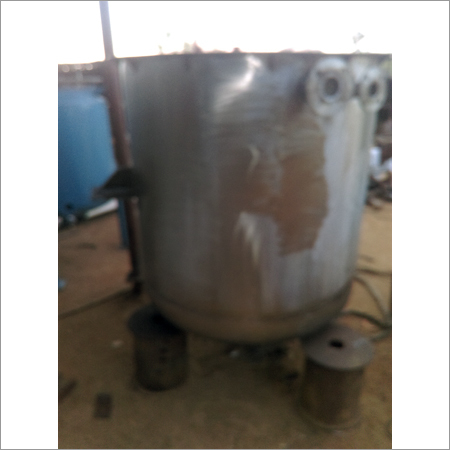 Non Jacketed Vessel