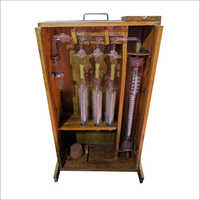Pipette Orsat Apparatus
