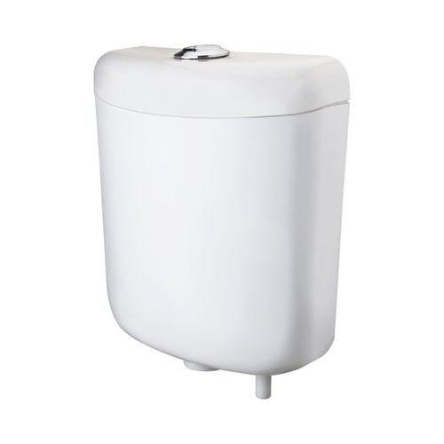 Slim Wall Hung Dual Flushing Cistern