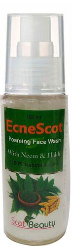 Fairness foaming face wash