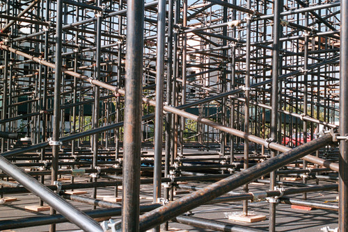 Scaffolding or Cuplock Systems