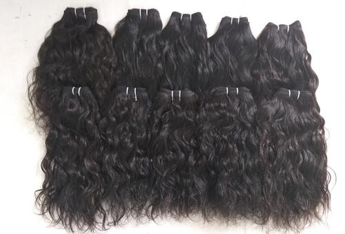 100% Virgin Indian Wavy Hair