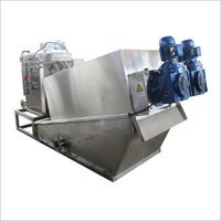 Sludge Dewatering Press