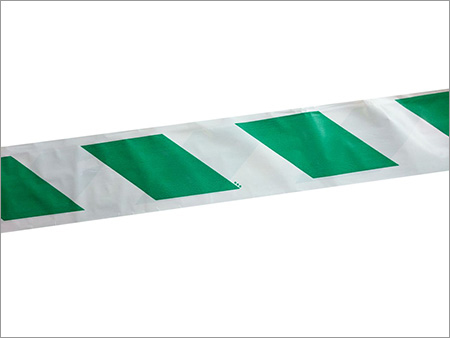 Barricade Green Strips