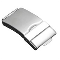 Fold Over Clasp with Safety Lock