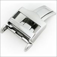 Stainless Steel Deployment Buckle