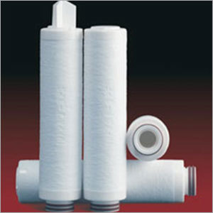 Spun Filter Cartridges