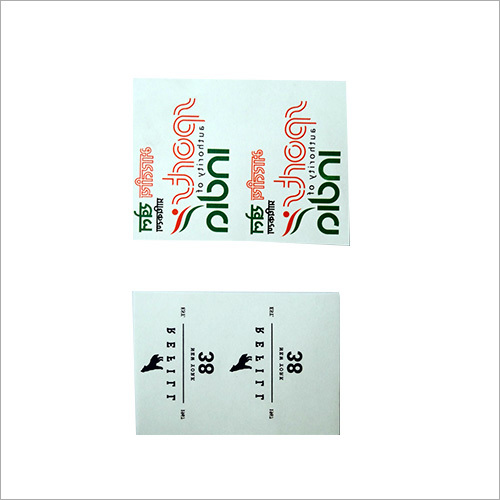 Heat Transfer Printed Labels