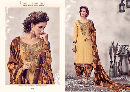 Winter Collection ( Pashmina  Suit )
