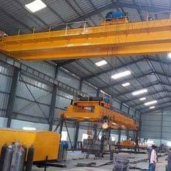 Double Girder Top Running Bridge Crane