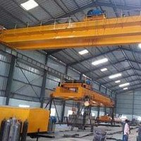 Double Girder Top Running Bridge Crane<
