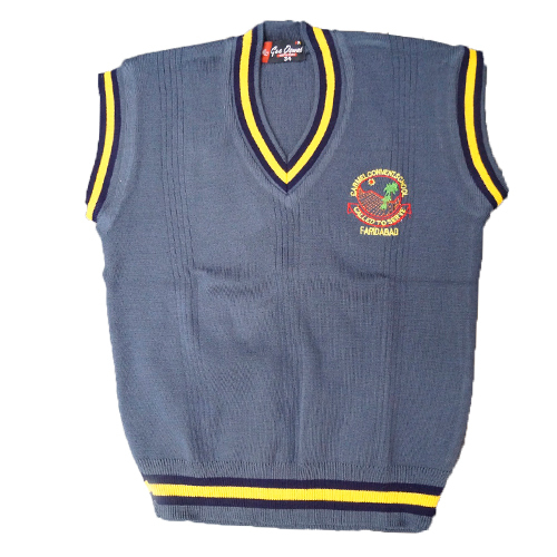 Vest School Sweater