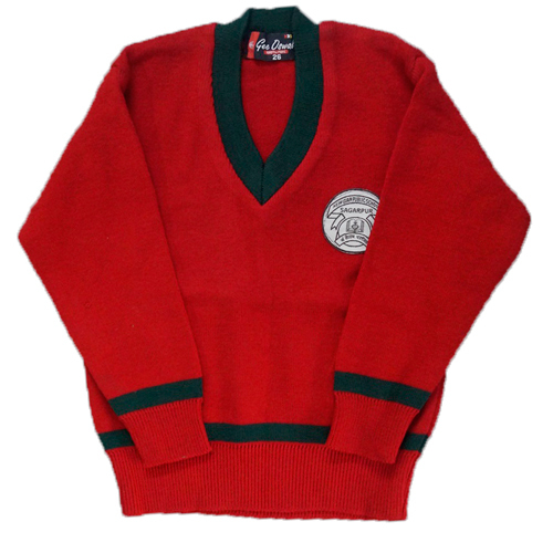 Woolen School Sweater