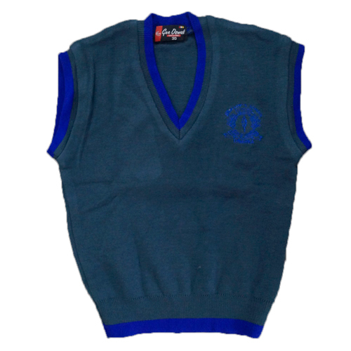 Vest School Uniform Pullover