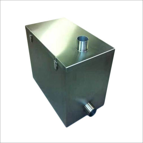 Custom Steel Fabricated Tank