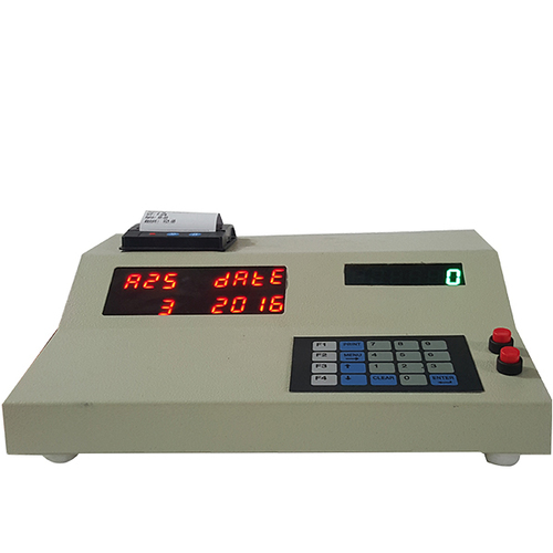 DP.Dairy Muneem with Weighing Indicator
